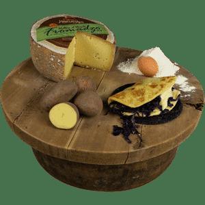Patapiada with creamy Fromadzo PDO