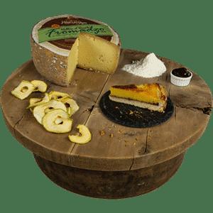 Torta con Fromadzo VDA